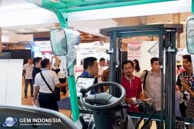 FORKLIFT INDONESIA 2019