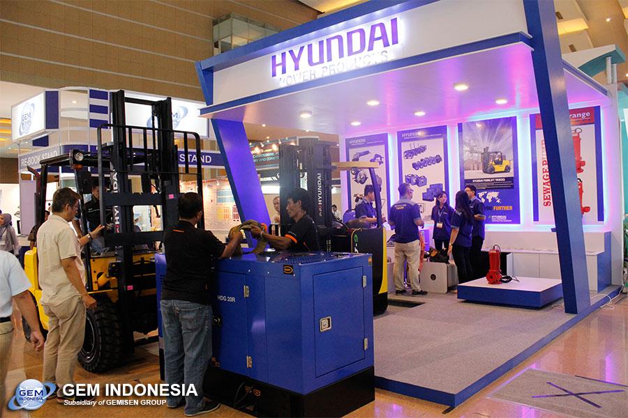 FORKLIFT INDONESIA 2017